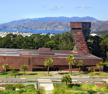 De Young Museum (San Francisco, CA) Credit Cody Andresen/Studio Percolate