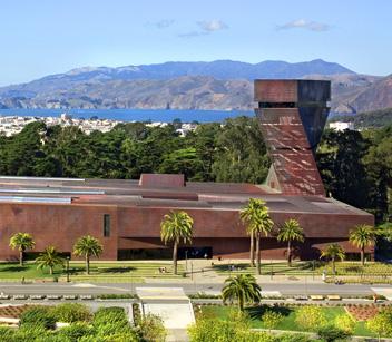 De Young Museum (San Francisco, CA) Credit Cody Andresen/Studio Percolate