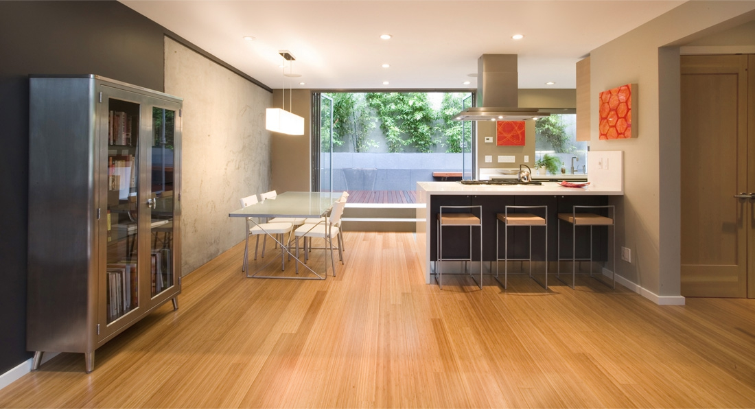 Forgan Residence (San Francisco, CA) Credit Cody Andresen/Studio Percolate